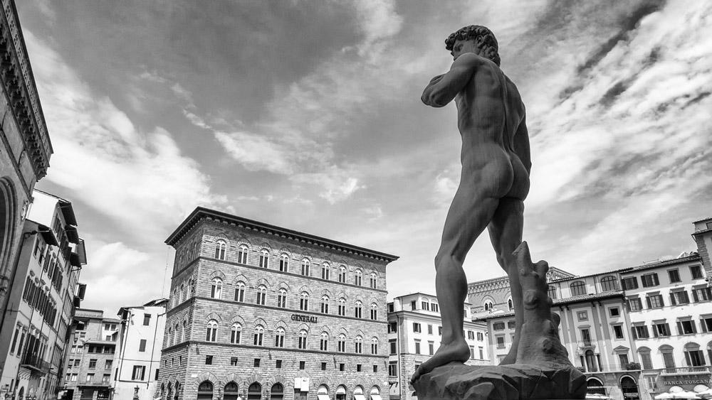 Michelangelo David